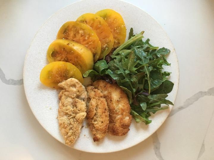 Paleo Chicken Milanese (AIPReintro)