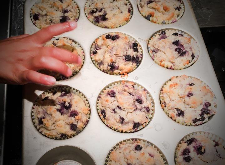 Gluten-Free Blueberry OatMuffins